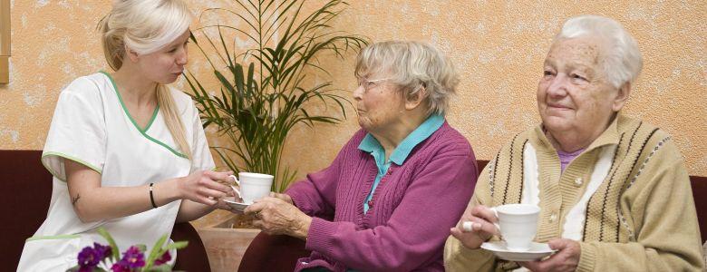 Demenzbetreuung - Pflegedienst Ina Porst